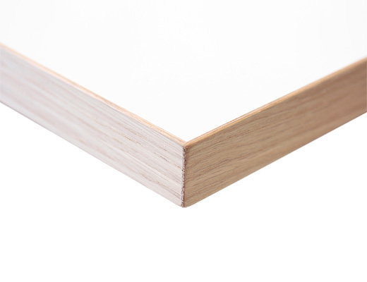 アイアーマンテーブルの特徴:天板