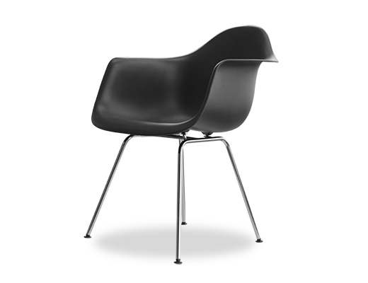 Eames Side Shell Chair / イームズ・プラスティックシェルチェア・DAX(ブラック)