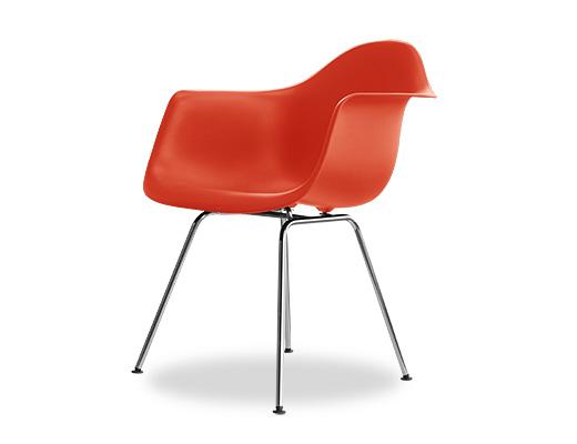 Eames Side Shell Chair / イームズ・プラスティックシェルチェア・DAX(レッド)