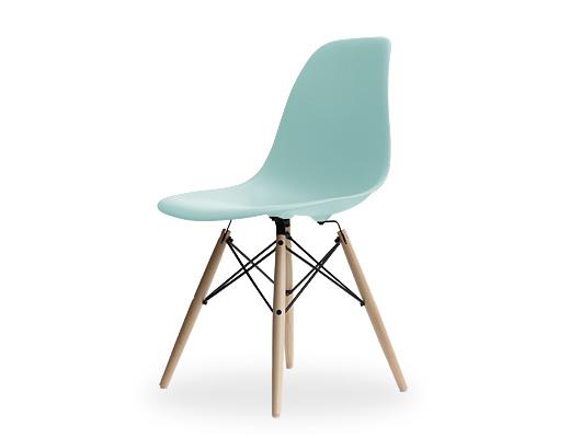 Eames Side Shell Chair / イームズ・プラスティックシェルチェア・DSW(アクアスカイ)
