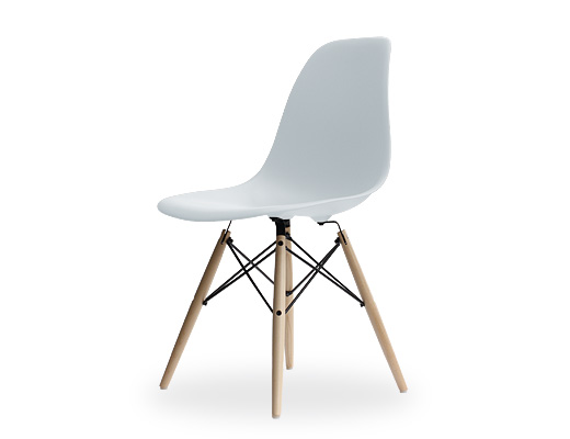 Eames Side Shell Chair / イームズ・プラスティックシェルチェア・DSW(ブルーアイス)