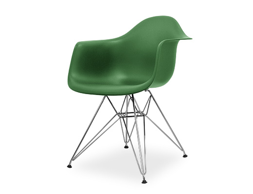 Eames Arm Shell Chair / イームズ・プラスティックシェルチェア・DAR(ケリーグリーン)