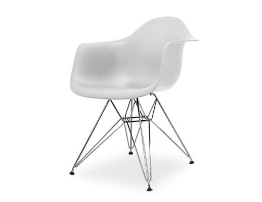 Eames Arm Shell Chair / イームズ・プラスティックシェルチェア・DAR(ホワイト)