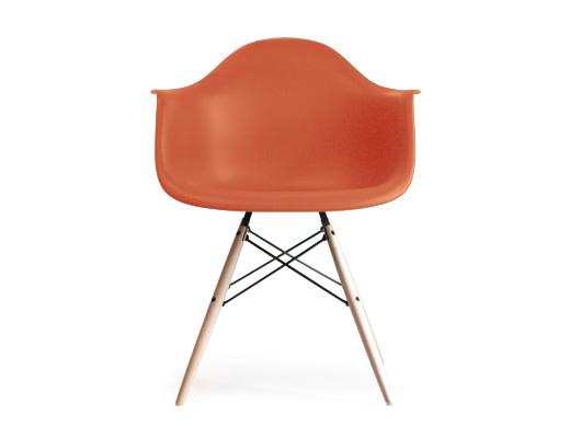 Eames Arm Shell Chair / イームズ・アームシェルチェア・DAW(レッド)