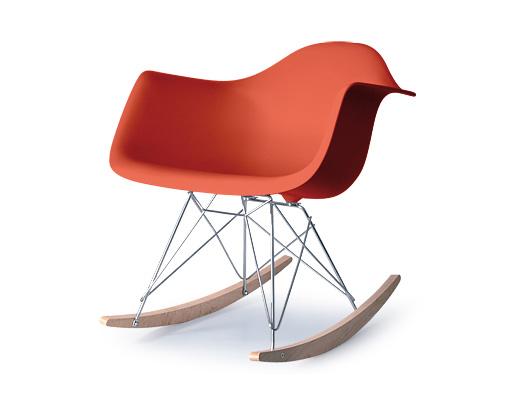 Eames Arm Shell Chair / イームズ・アームシェルチェア・RAR(レッド)