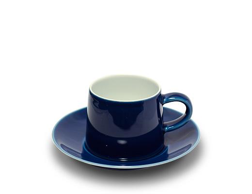 白山陶器 M型シリーズ・カップ&ソーサー