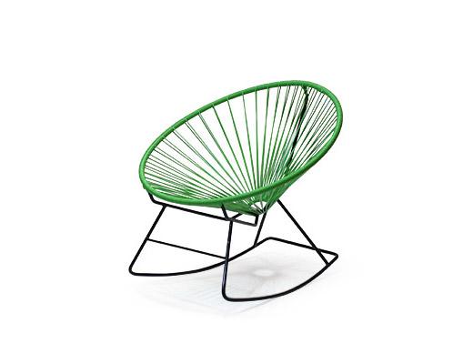 Acapulco Chair / アカプルコ・ロッキングチェア(グリーン)