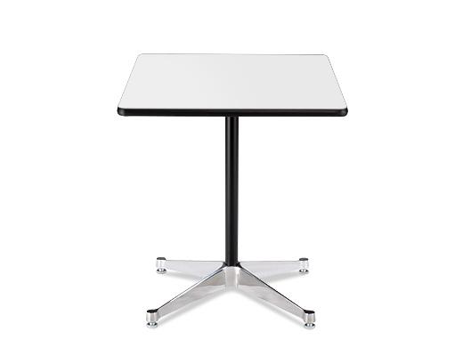 イームズ・コントラクトベーステーブル 760タイプ(天板:ホワイト)