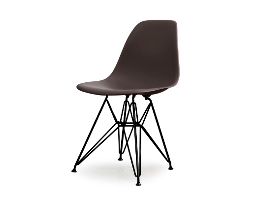 Eames Side Shell Chair / イームズ・プラスティックシェルチェア・DSR(ジャバ)