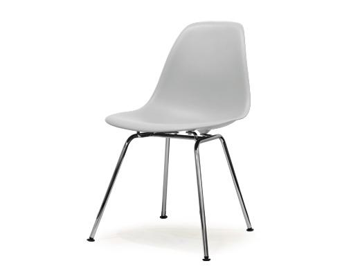 Eames Side Shell Chair / イームズ・プラスティックシェルチェア・DSX(アルパイン)