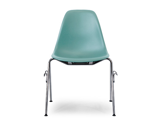 Eames Side Shell Chair / イームズ・サイドシェルチェア・DSS(アクアスカイ)