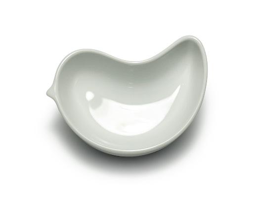 白山陶器 ピピ デザートボウル(ホワイト)