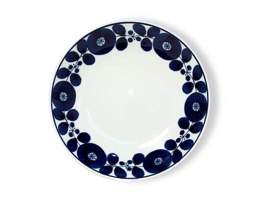 白山陶器 ブルーム フリーディッシュ(リース)