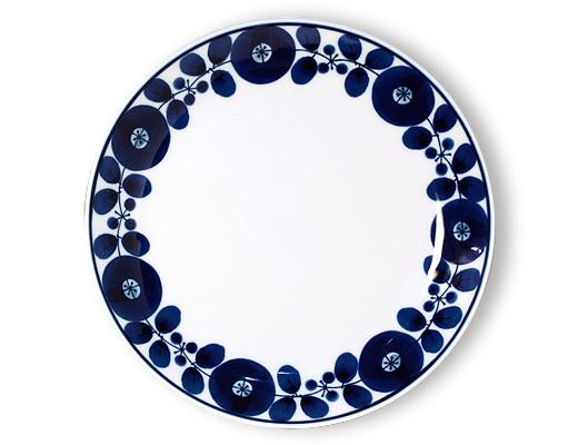 白山陶器 ブルーム プレート(リース)Lサイズ