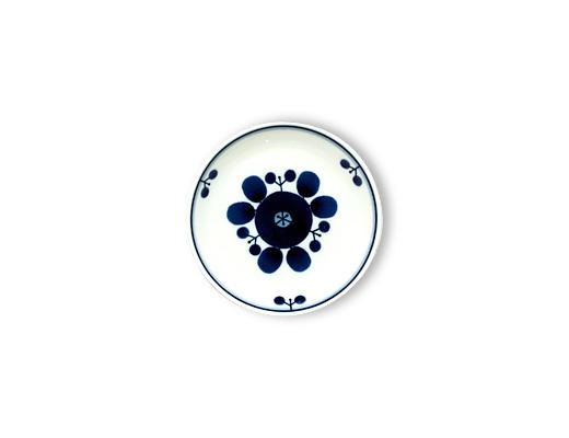 白山陶器 ブルーム プレート(ブーケ)SSサイズ