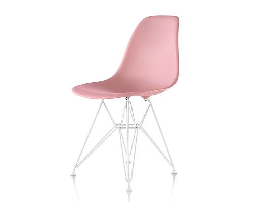 Eames Side Shell Chair / イームズ・プラスティックシェルチェア・DSR(ブラッシュ)