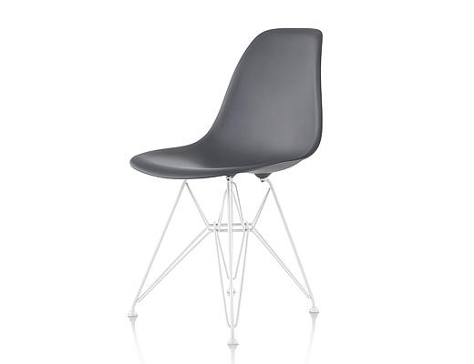 Eames Side Shell Chair / イームズ・プラスティックシェルチェア・DSR(チャコール)
