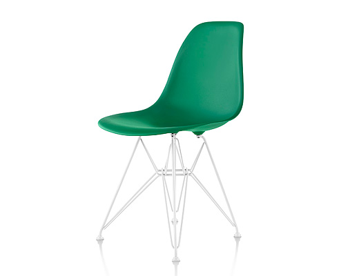 Eames Side Shell Chair / イームズ・プラスティックシェルチェア・DSR(ケリーグリーン)